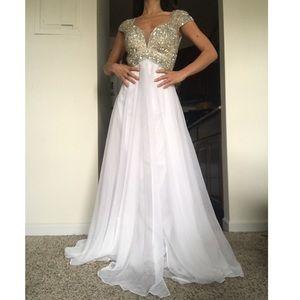 Dresses & Skirts - princess floorlength prom dress